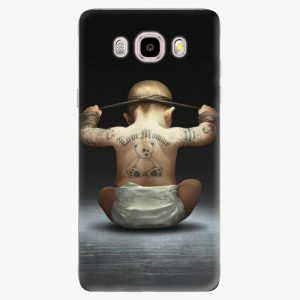 Plastový kryt iSaprio - Crazy Baby - Samsung Galaxy J5 2016
