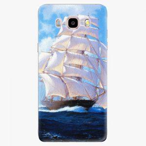 Plastový kryt iSaprio - Sailing Boat - Samsung Galaxy J5 2016
