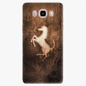 Plastový kryt iSaprio - Vintage Horse - Samsung Galaxy J5 2016
