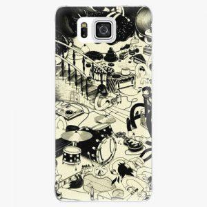 Plastový kryt iSaprio - Underground - Samsung Galaxy Alpha
