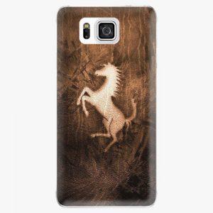 Plastový kryt iSaprio - Vintage Horse - Samsung Galaxy Alpha