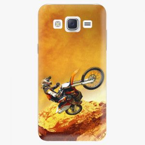 Plastový kryt iSaprio - Motocross - Samsung Galaxy Core Prime