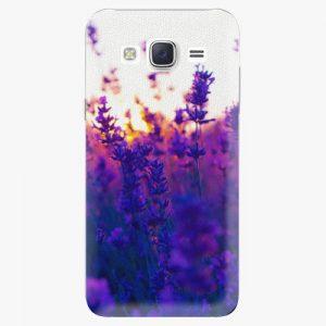 Plastový kryt iSaprio - Lavender Field - Samsung Galaxy Core Prime