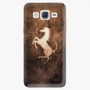 Plastový kryt iSaprio - Vintage Horse - Samsung Galaxy Core Prime