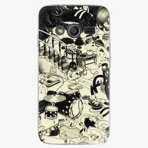Plastový kryt iSaprio - Underground - Samsung Galaxy Trend 2 Lite