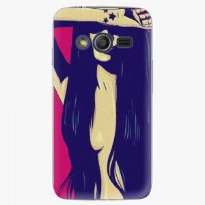 Plastový kryt iSaprio - Cartoon Girl - Samsung Galaxy Trend 2 Lite