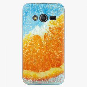 Plastový kryt iSaprio - Orange Water - Samsung Galaxy Trend 2 Lite