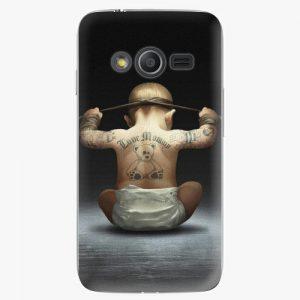 Plastový kryt iSaprio - Crazy Baby - Samsung Galaxy Trend 2 Lite