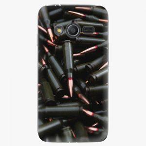 Plastový kryt iSaprio - Black Bullet - Samsung Galaxy Trend 2 Lite