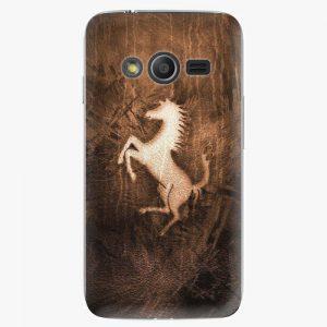 Plastový kryt iSaprio - Vintage Horse - Samsung Galaxy Trend 2 Lite