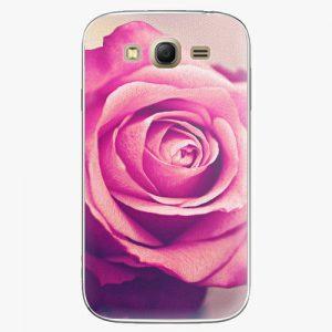 Plastový kryt iSaprio - Pink Rose - Samsung Galaxy Grand Neo Plus