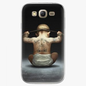 Plastový kryt iSaprio - Crazy Baby - Samsung Galaxy Grand Neo Plus