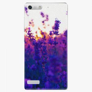Plastový kryt iSaprio - Lavender Field - Huawei Ascend G6