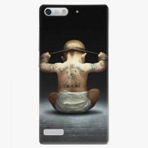 Plastový kryt iSaprio - Crazy Baby - Huawei Ascend G6