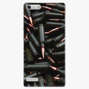 Plastový kryt iSaprio - Black Bullet - Huawei Ascend G6