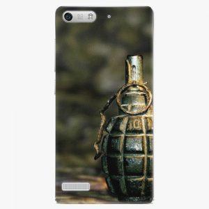 Plastový kryt iSaprio - Grenade - Huawei Ascend G6