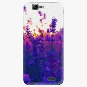 Plastový kryt iSaprio - Lavender Field - Huawei Ascend G7