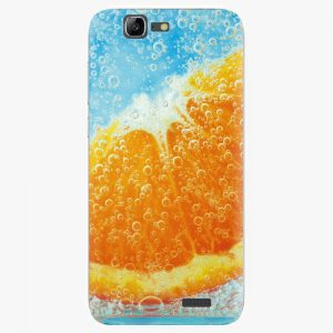 Plastový kryt iSaprio - Orange Water - Huawei Ascend G7