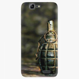 Plastový kryt iSaprio - Grenade - Huawei Ascend G7