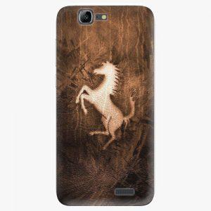 Plastový kryt iSaprio - Vintage Horse - Huawei Ascend G7
