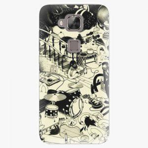 Plastový kryt iSaprio - Underground - Huawei Ascend G8