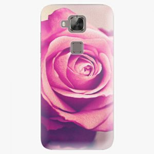 Plastový kryt iSaprio - Pink Rose - Huawei Ascend G8