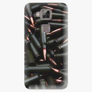 Plastový kryt iSaprio - Black Bullet - Huawei Ascend G8