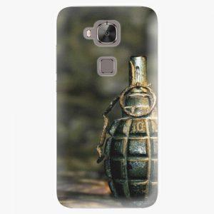 Plastový kryt iSaprio - Grenade - Huawei Ascend G8