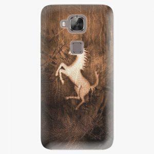 Plastový kryt iSaprio - Vintage Horse - Huawei Ascend G8