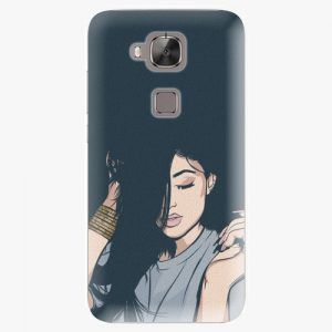 Plastový kryt iSaprio - Swag Girl - Huawei Ascend G8
