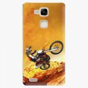 Plastový kryt iSaprio - Motocross - Huawei Mate7