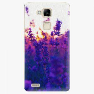 Plastový kryt iSaprio - Lavender Field - Huawei Mate7