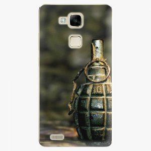 Plastový kryt iSaprio - Grenade - Huawei Mate7
