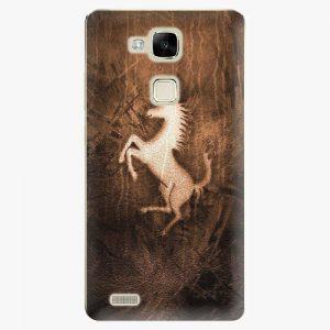 Plastový kryt iSaprio - Vintage Horse - Huawei Mate7