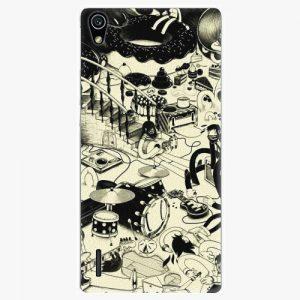 Plastový kryt iSaprio - Underground - Huawei Ascend P7