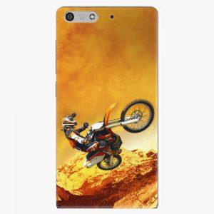 Plastový kryt iSaprio - Motocross - Huawei Ascend P7 Mini