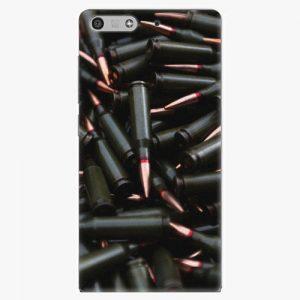Plastový kryt iSaprio - Black Bullet - Huawei Ascend P7 Mini