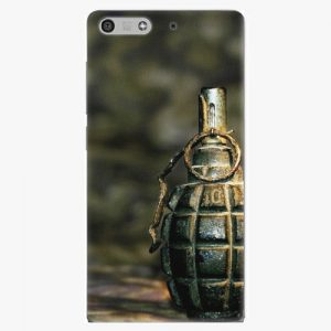 Plastový kryt iSaprio - Grenade - Huawei Ascend P7 Mini