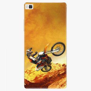 Plastový kryt iSaprio - Motocross - Huawei Ascend P8