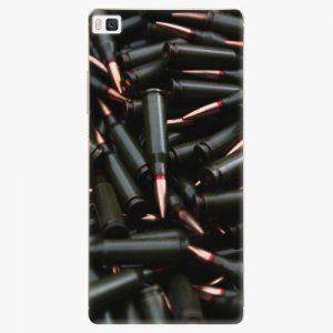 Plastový kryt iSaprio - Black Bullet - Huawei Ascend P8