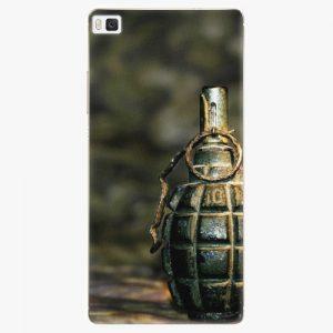 Plastový kryt iSaprio - Grenade - Huawei Ascend P8