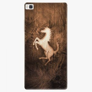Plastový kryt iSaprio - Vintage Horse - Huawei Ascend P8