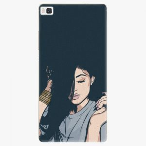Plastový kryt iSaprio - Swag Girl - Huawei Ascend P8