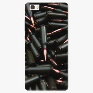 Plastový kryt iSaprio - Black Bullet - Huawei Ascend P8 Lite