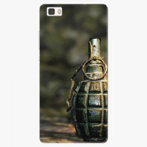 Plastový kryt iSaprio - Grenade - Huawei Ascend P8 Lite