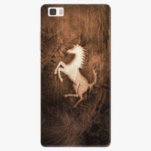 Plastový kryt iSaprio - Vintage Horse - Huawei Ascend P8 Lite