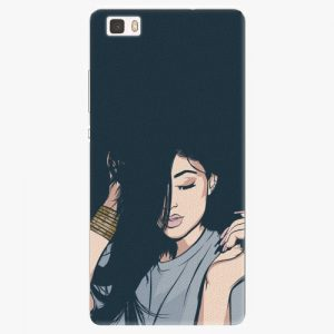 Plastový kryt iSaprio - Swag Girl - Huawei Ascend P8 Lite