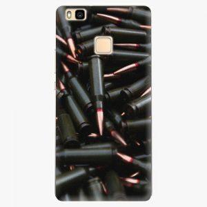 Plastový kryt iSaprio - Black Bullet - Huawei Ascend P9 Lite