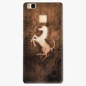 Plastový kryt iSaprio - Vintage Horse - Huawei Ascend P9 Lite