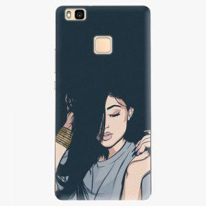 Plastový kryt iSaprio - Swag Girl - Huawei Ascend P9 Lite
